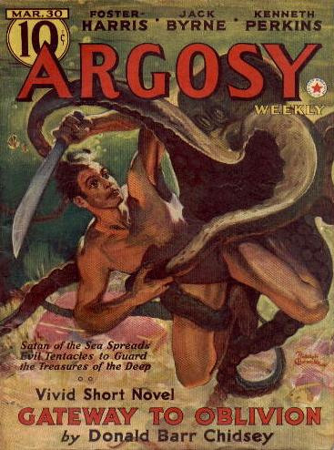 Argosy, oktober 1940