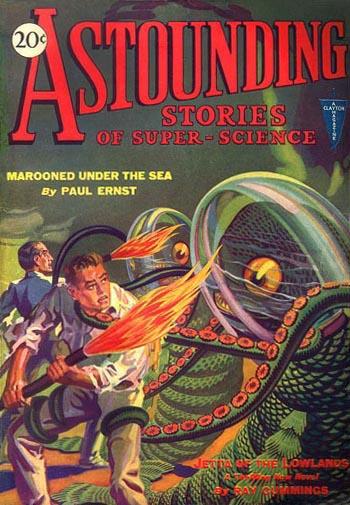 Astounding Stories of Super Science, september 1930