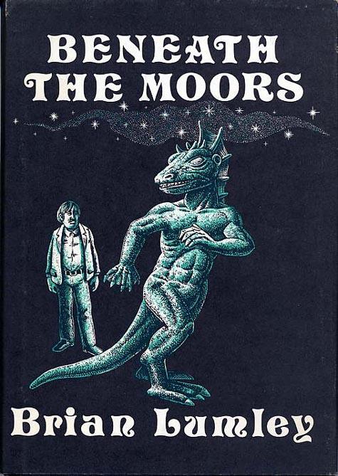 Hardcover, Arkham House 1974. Forsiden er tegnet af Herb Arnold