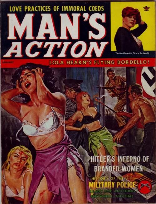 Man's Action, januar 1961