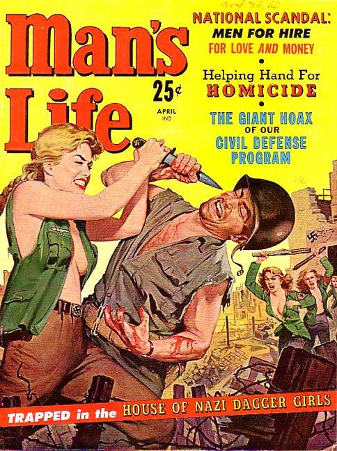 Man's Life, april 1964