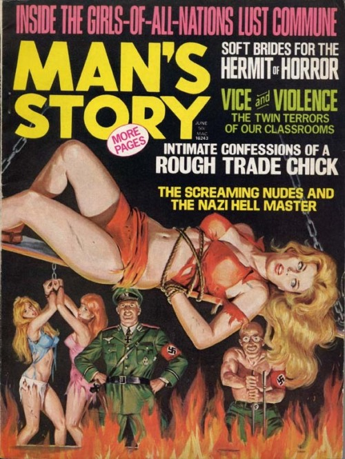 Man's Story, juni 1971