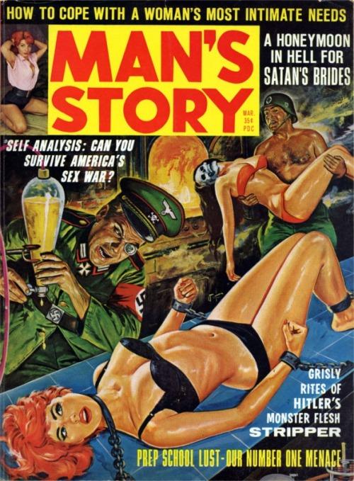 Man's Story, marts 1965