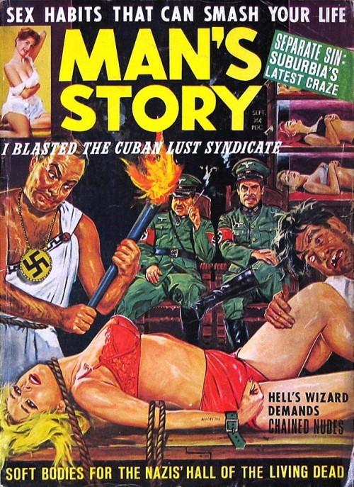 Man's Story, september 1963