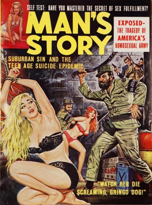 Man's Story, september 1964