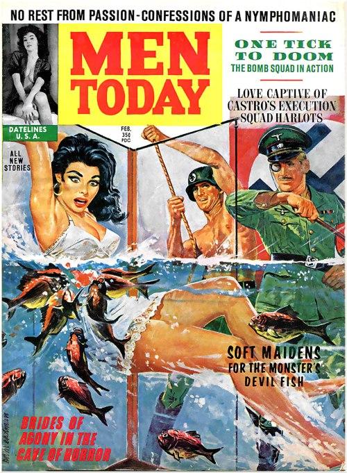 Men Today, februar 1963