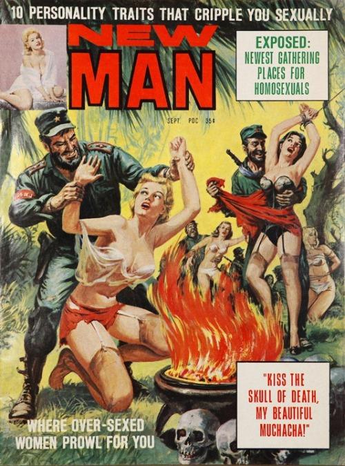 New Man, september 1963