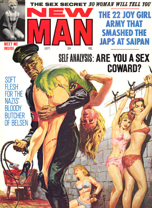 New Man, september 1964