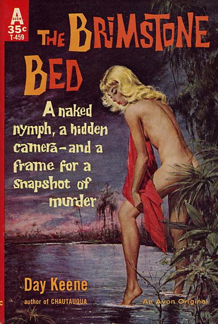 Paperback, Avon Books 1960