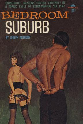 Paperback, Brandon House 1966. Mere forstadssex