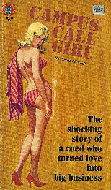 Paperback, Gold Star Books 1964