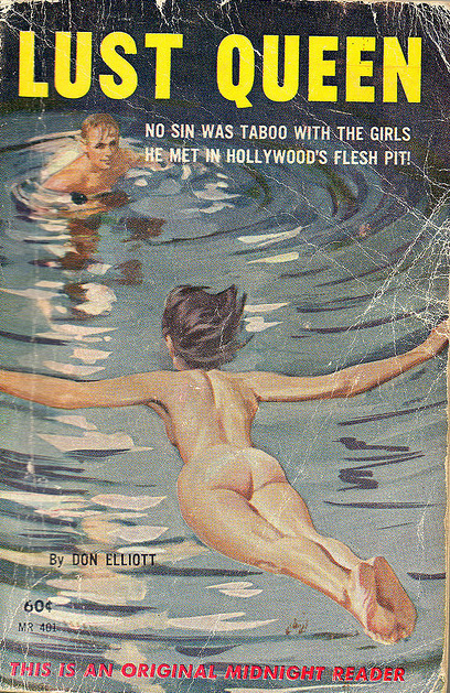 Paperback, Midnight Reader 1961.