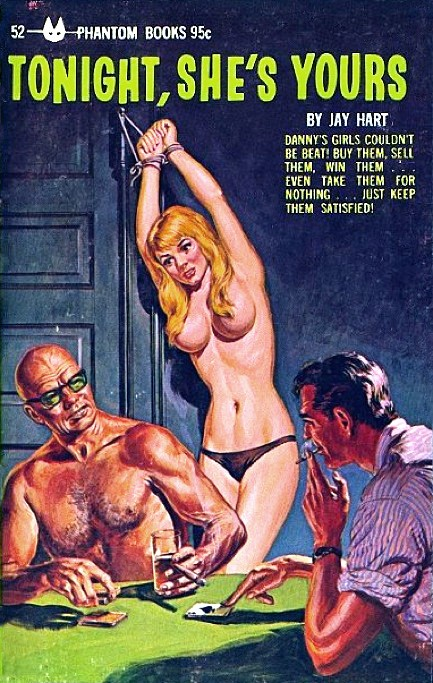 Paperback, Phantom Books 1965