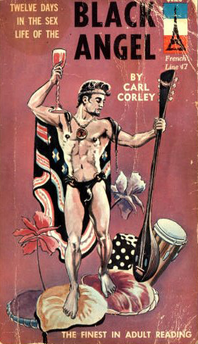 Paperback, Publishers Export 1968. The finest in adult reading!
