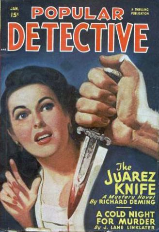 Popular Detective, januar 1948