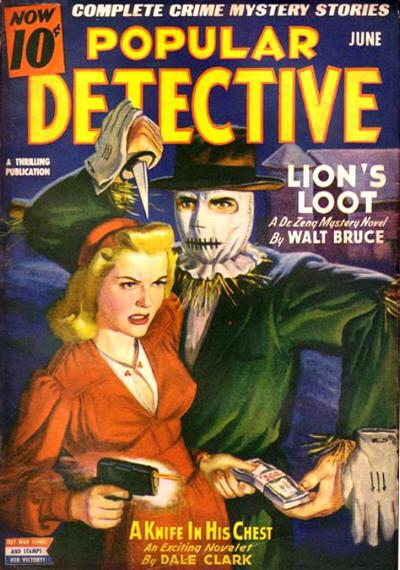 Popular Detective, juni 1943