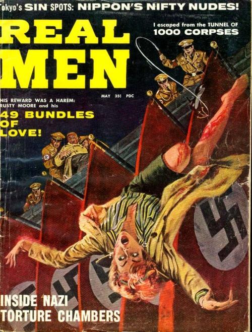 Real Men, maj 1960
