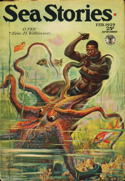 Sea Stories, februar 1929
