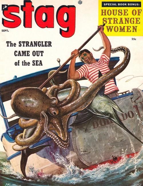 Stag, september 1955