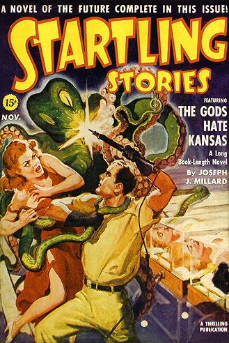 Startling Stories, november 1941