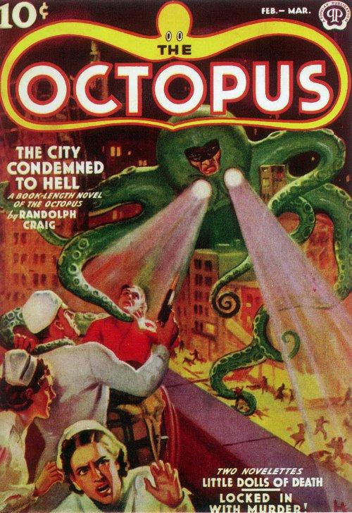 The Octopus, februar/marts 1939