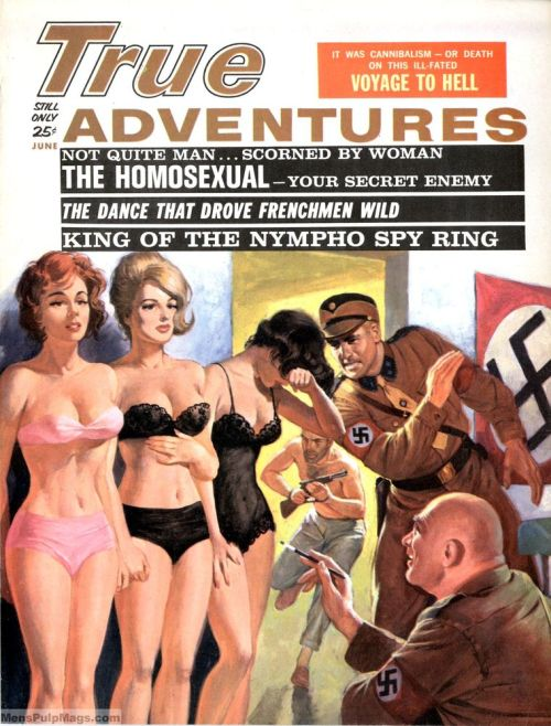 True Adventures, juni 1963