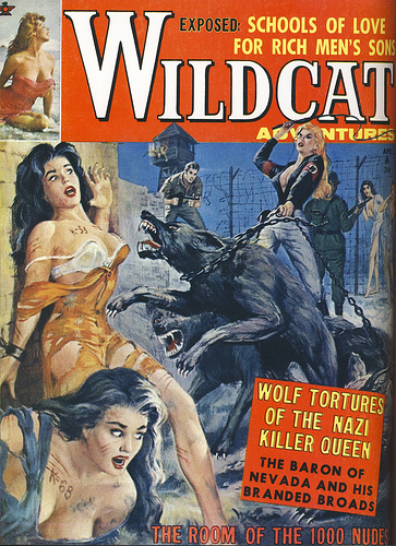 Wildcat Adventures, april 1962