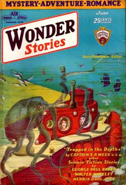 Wonder Stories, juni 1930
