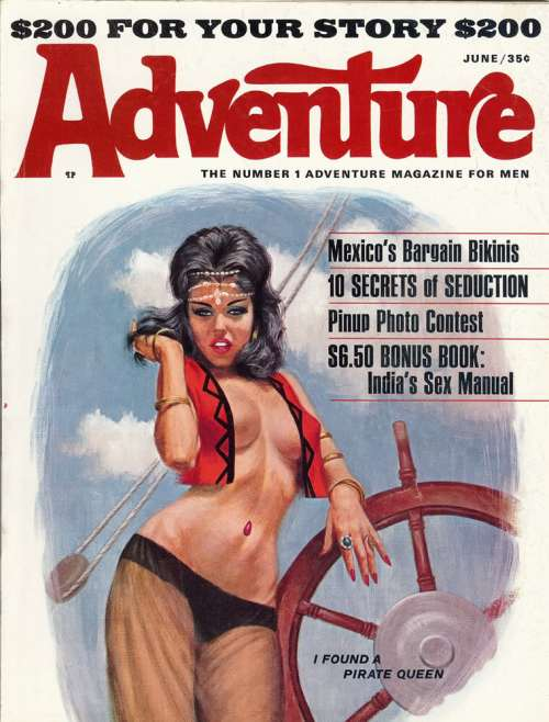 Adventure, juni 1966 - Hello sailor!