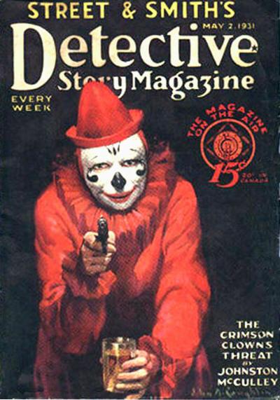Detective Story Magazine, maj 1931