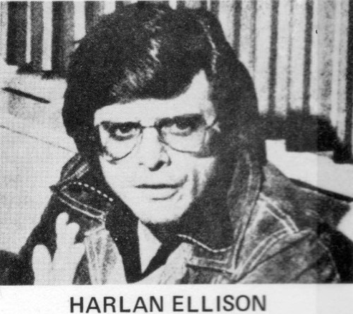 Harlan Ellison (født 27. maj 1934)