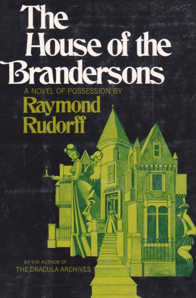 Hardcover, Arbor House 1973. Romanens 1. udg. Et stille, lidt kedeligt cover - men en cool detalje med ansigtet til højre i billedet
