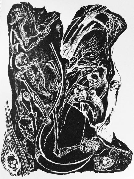 En fremragende Irv Docktor illustration