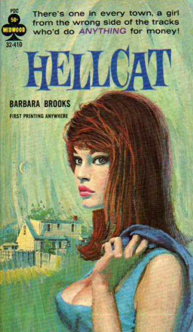 Paperback, Midwood Tower Books 1964