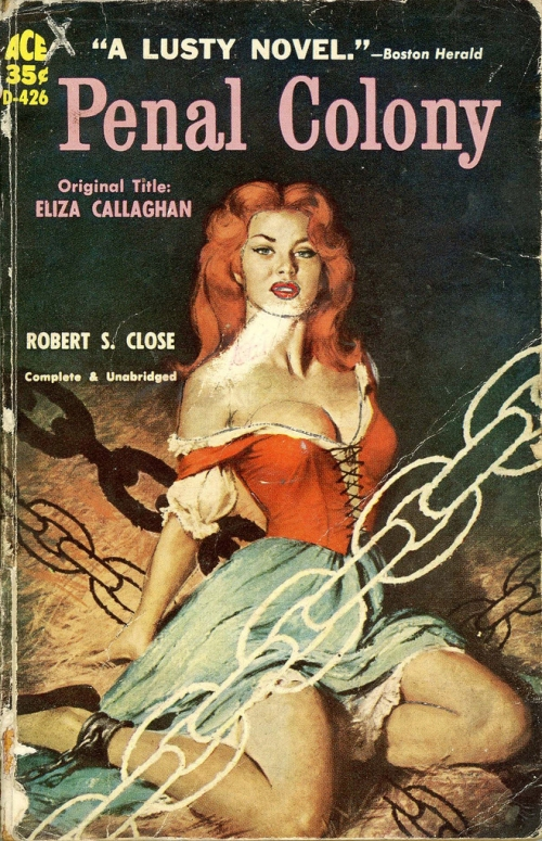 Paperback, Ace Books 1960