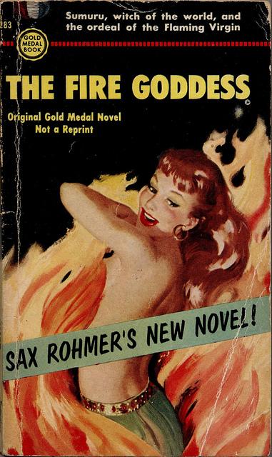Paperback, Gold Medal Books 1952