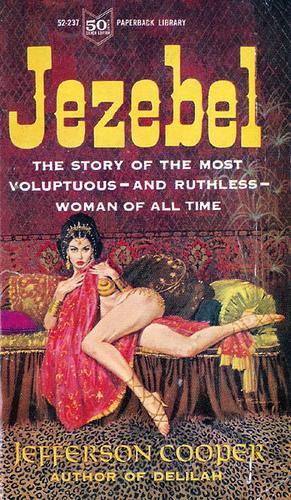 Paperback, Paperback Library 1963. Her har vi vel fat i en af de litterære arketyper