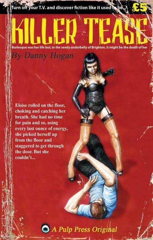 Paperback, Pulp Press 2009. Mere retro-forside