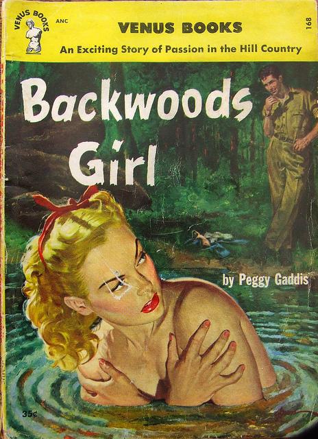 Paperback, Venus Books 1954