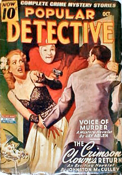 Popular Detective, oktober 1944