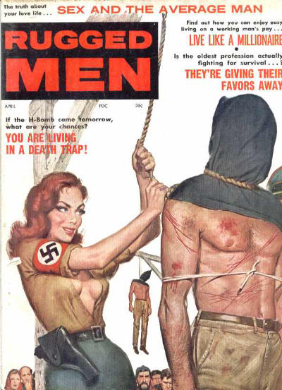 Rugged Men, april 1961