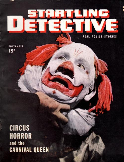 Startling Detective, november 1946