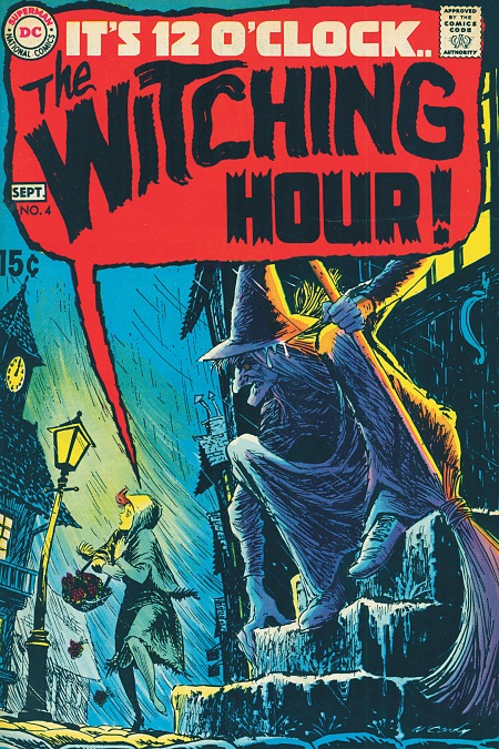 The Witching Hour, september 1969. Klassiske stribegys