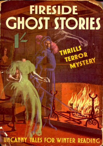 Fireside Ghost Stories, december 1937