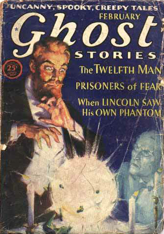 Ghost Stories, februar 1931