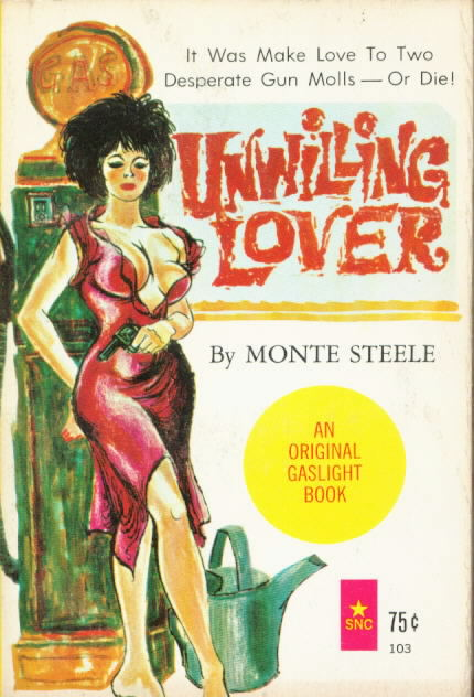Paperback, Gaslight Books 1964