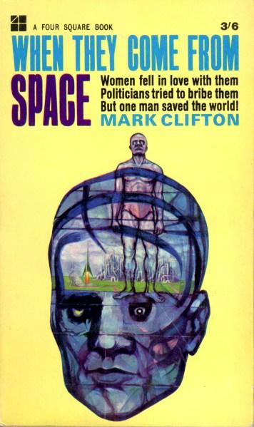 Paperback, Square Books 1962