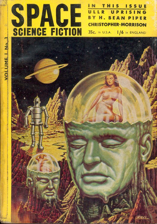 Space Science Fiction, vol. 1/3 1953