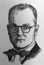 William Shore. Portræt på bogens anden side