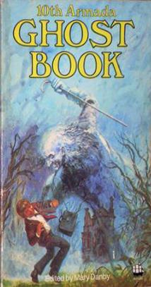 Armada Ghost Book 10. Paperback 1978.
